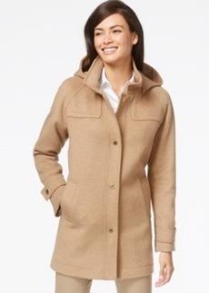 Jones New York Hooded Coat