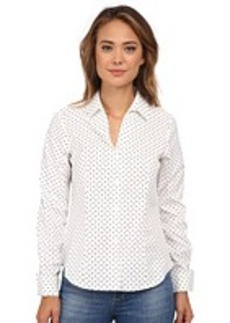 Jones New York Long Sleeve Button Up Shirt
