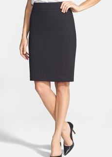 Jones New York 'Lucy' Ponte Pencil Skirt