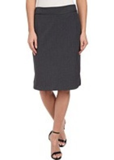 Jones New York Lucy Ribbon Trim Skirt
