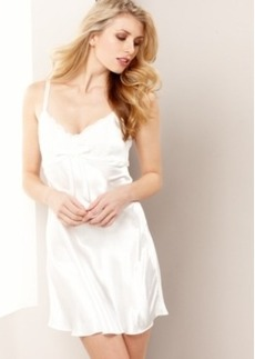 Jones New York Luxurious Lace Bridal Chemise