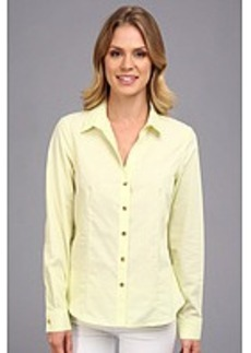 Jones New York Non-Iron Easy-Care Fitted Shirt