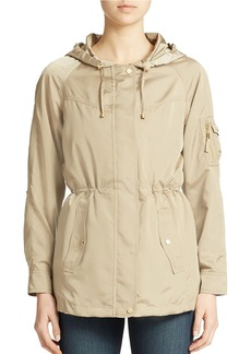 JONES NEW YORK Packable Anorak
