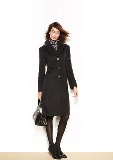 Jones New York Wool Walker Coat