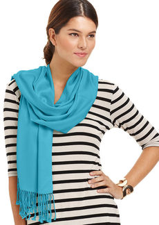 Jones New York Satin Pashmina Wrap