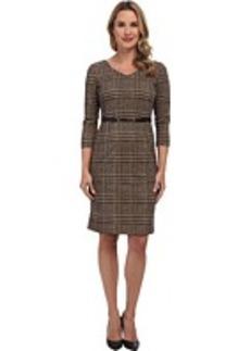 Jones New York Scarlett Dress w/ Belt