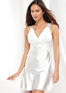 Jones New York Sheer Luxury Bridal Chemise