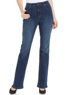 Jones New York Signature Bootcut Jeans, Pacific Wash