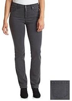Jones New York Signature® Lexington Straight Leg Jean