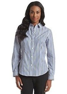 Jones New York Signature® Multi Stripe Slim Fit Shirt