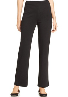 Jones New York Signature Petite Active Pull-On Pants