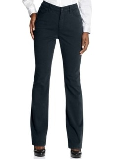 Jones New York Signature Petite Grammercy Curvy Straight-Leg Jeans, Indigo Rinse