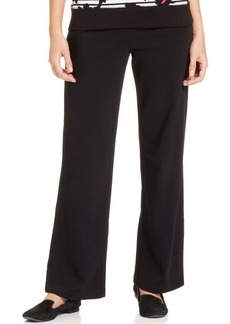 Jones New York Signature Petite Wide-Leg Active Pants
