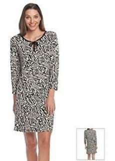 Jones New York Signature® Printed Dress