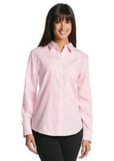 Jones New York Signature® Striped Easy Care Blouse