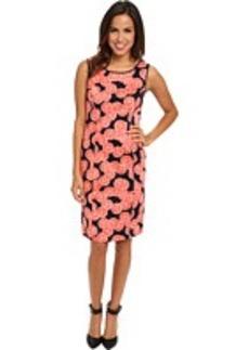 Jones New York Sleeveless Shift Dress