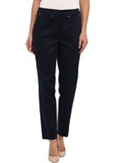 Jones New York Sloane Rivet Trimmed Pant