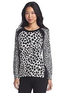 Jones New York Sport® Animal Print Top