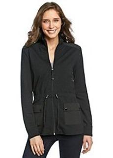 Jones New York Sport® Cinched Waist Longer Jacket