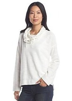 Jones New York Sport® Cowl Neck Textured Top