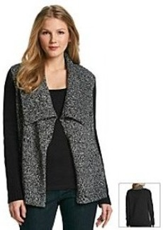 Jones New York Sport® Drape Cardigan