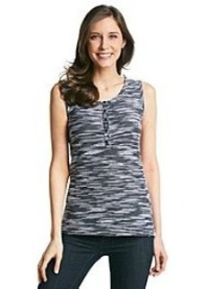 Jones New York Sport® Marled Slub Tank