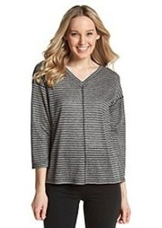 Jones New York Sport® Shadow Stripe Tunic