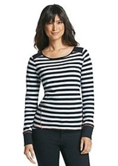 Jones New York Sport® Stripe Thermal