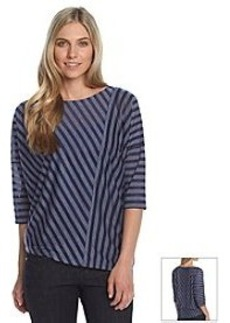 Jones New York Sport® Stripe Top