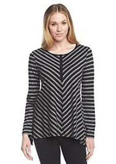 Jones New York Sport® Striped Tunic