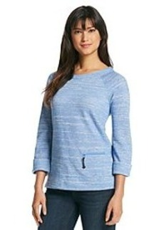 Jones New York Sport® Sweat Shirt Tunic