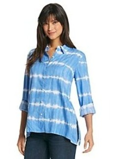 Jones New York Sport® Tie Dye Stripe Tunic
