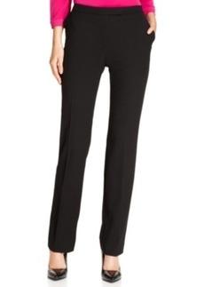 Jones New York Straight-Leg Pants