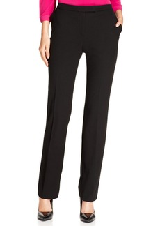 Jones New York Straight-Leg Pants