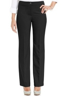 Jones New York Straight-Leg Trousers