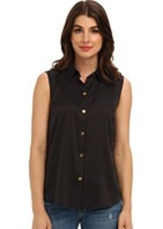 Jones New York Taylor Sleevless Blouse
