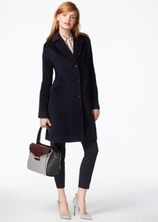 Jones New York Textured Walker Coat
