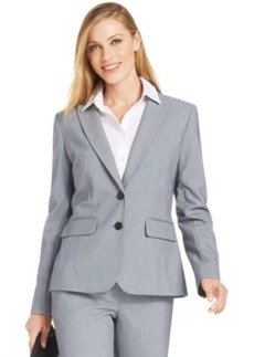 Jones New York Two-Button Blazer