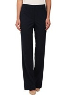 Jones New York Washable Wool Flat Front Pants