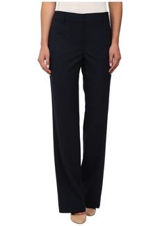 Jones New York Washable Wool Flat Front Pants