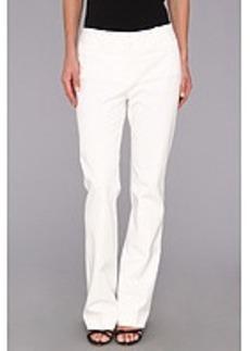 Jones New York Welt Pocket Baby Boot w/ Secret Slimming Features in White