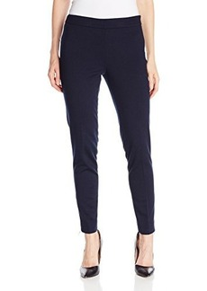 Jones New York Women's Audrey Pant with Zippers
