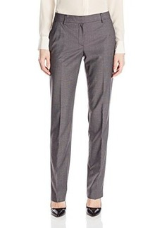 Jones New York Women's Claire Stovepipe Pant with Logo