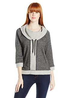 Jones New York Women's Cowl Neck Pullover