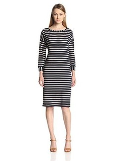 Jones New York Women's Dolman Sleeve Dress