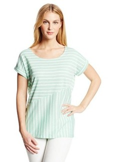 Jones New York Women's Drop-Shoulder Top