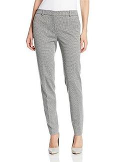 Jones New York Women's Grace Leather-Bound Pant