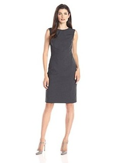 Jones New York Women's Mallory Sleeveless Sheath Dress