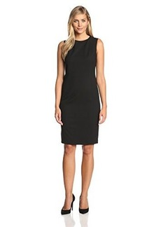 Jones New York Women's Mallory Short Sleeve Sheath Dress