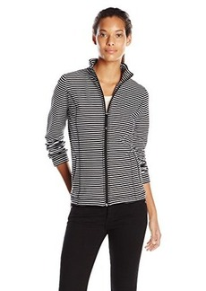 Jones New York Women's Mock Neck Jacket
